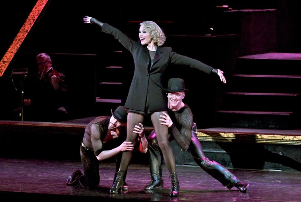 "Christie Brinkley stars as Roxie Hart in the touring production of ""Chicago."""